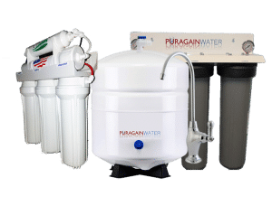 Palomar Mountain  water softener